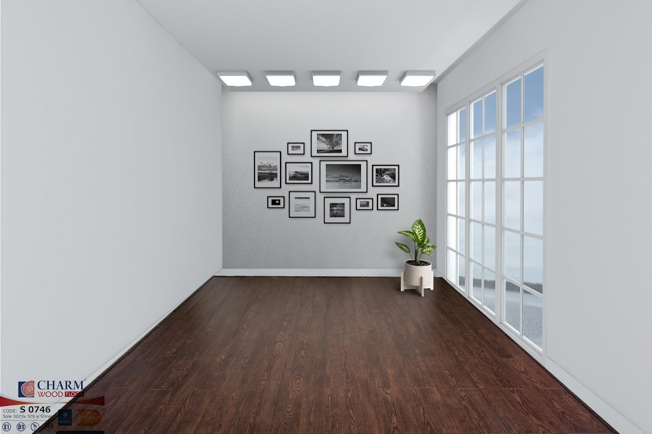 Sàn gỗ  Charmwood S 0746