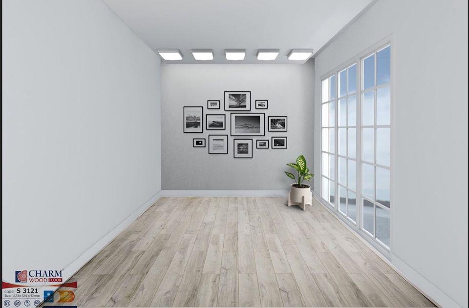 Sàn gỗ Charmwood S 3121