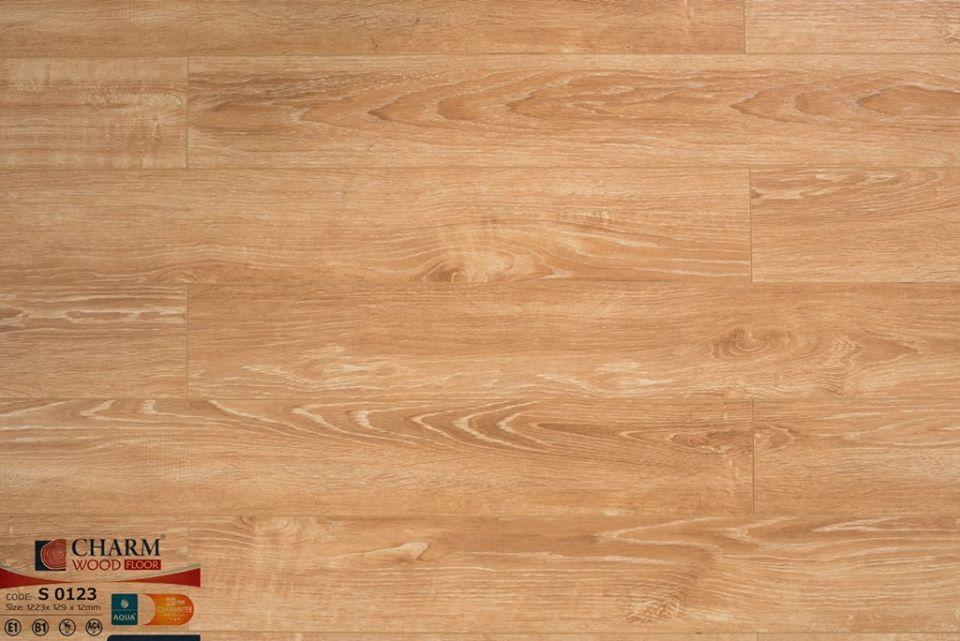 Sàn gỗ công nghiệp Charmwood S 0123