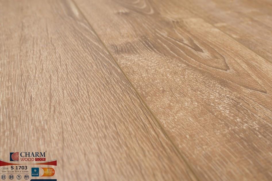 Sàn gỗ công nghiệp Charmwood S 1703