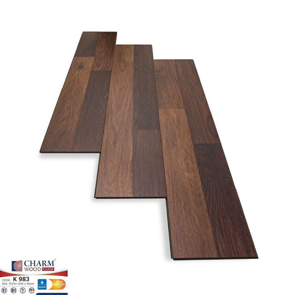 Sàn gỗ Charmwood K983