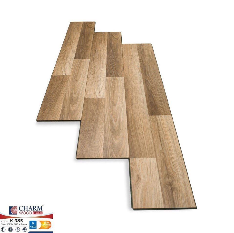 Sàn gỗ công nghiệp Charmwood K985