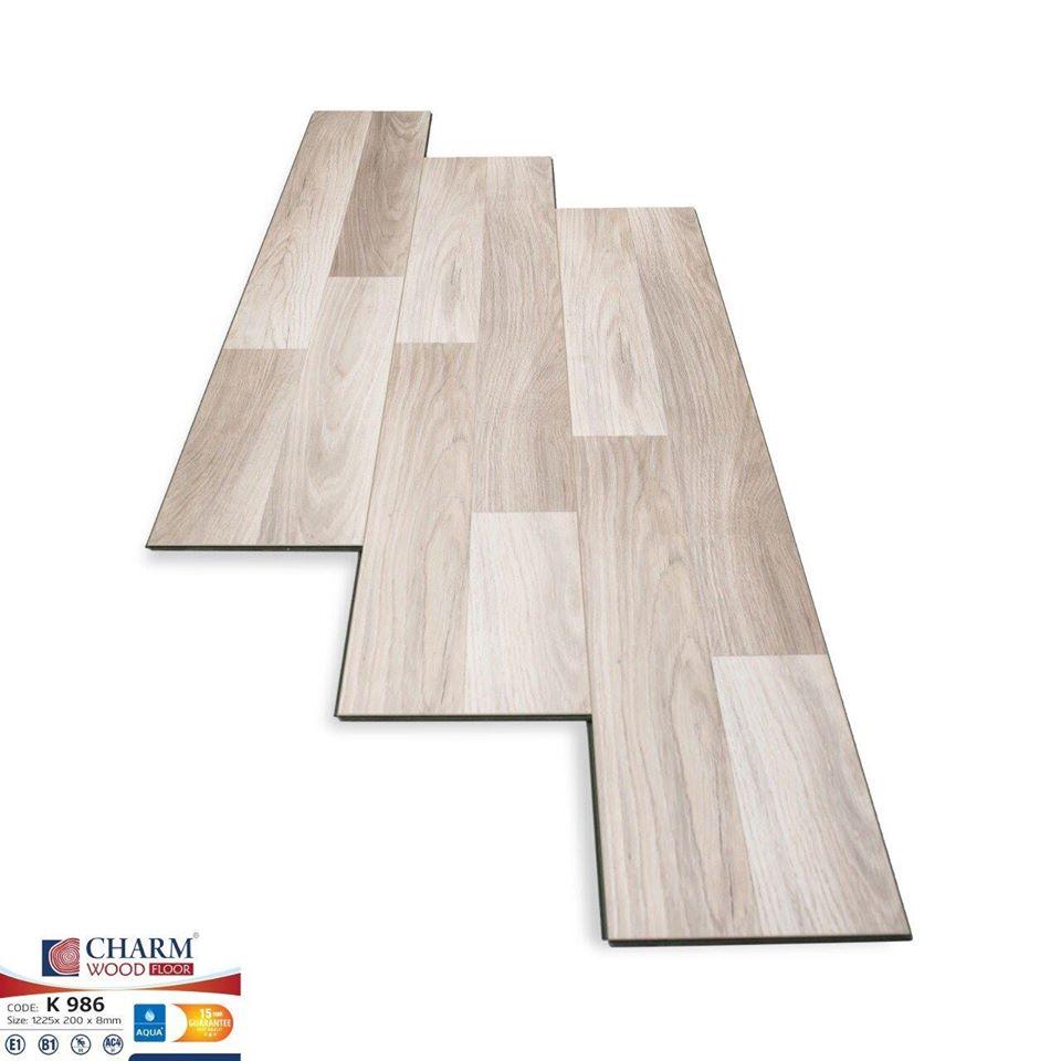 Sàn gỗ công nghiệp Charmwood K986