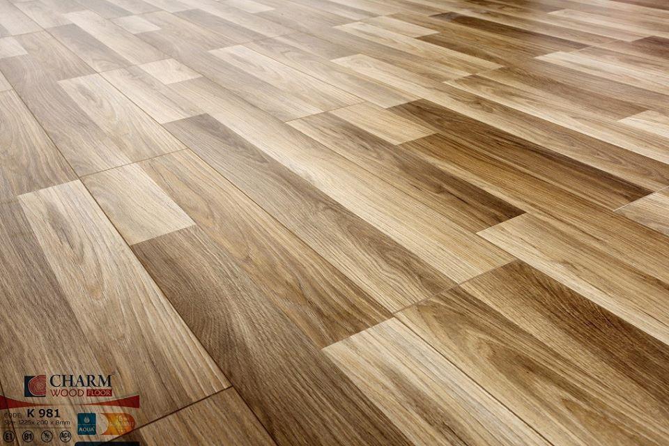 Sàn gỗ công nghiệp Charmwood K981
