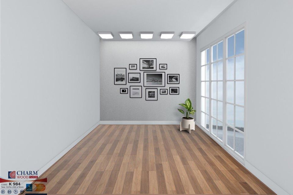 Sàn gỗ công nghiệp Charmwood K984