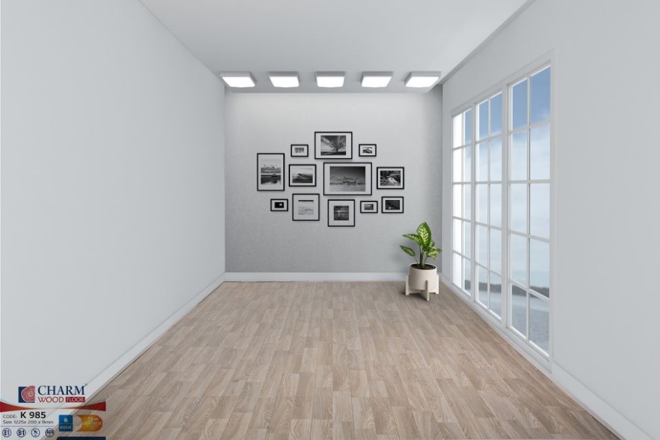 Sàn gỗ Charmwood K985