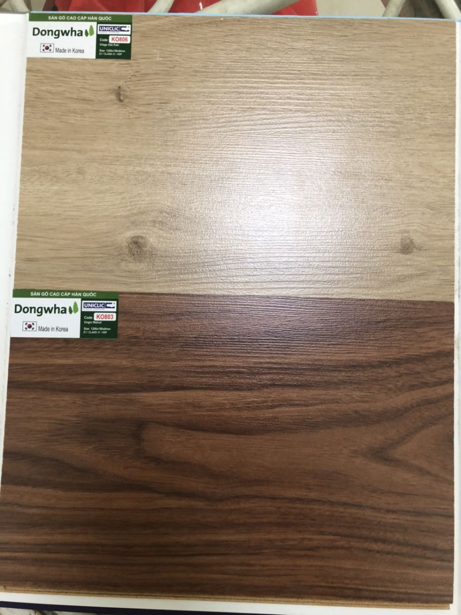 Ván sàn gỗ DongWha