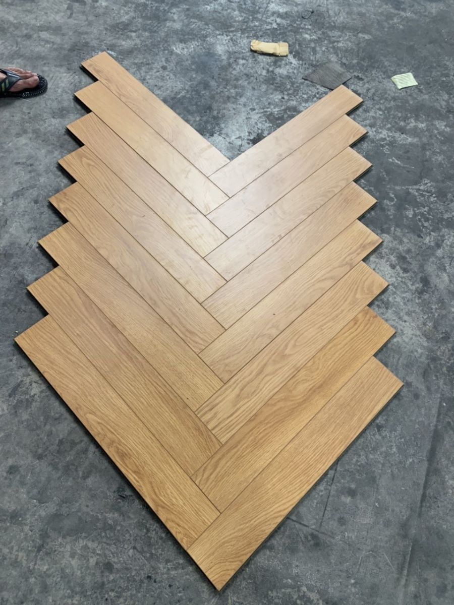 Sàn gỗ công nghiệp xương cá
